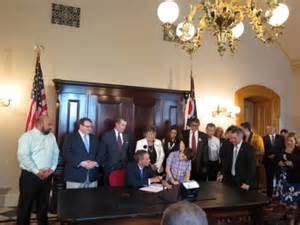 Governor Kasich Signs Autism Bill